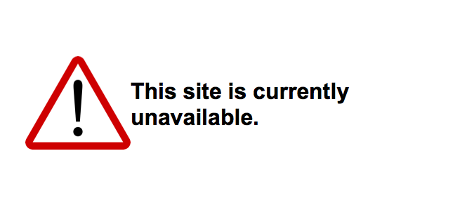 This site is currently offline